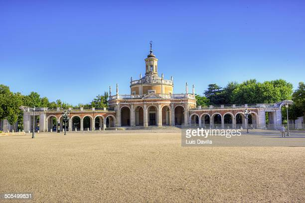 Aan Antonio Church, Aranjuez