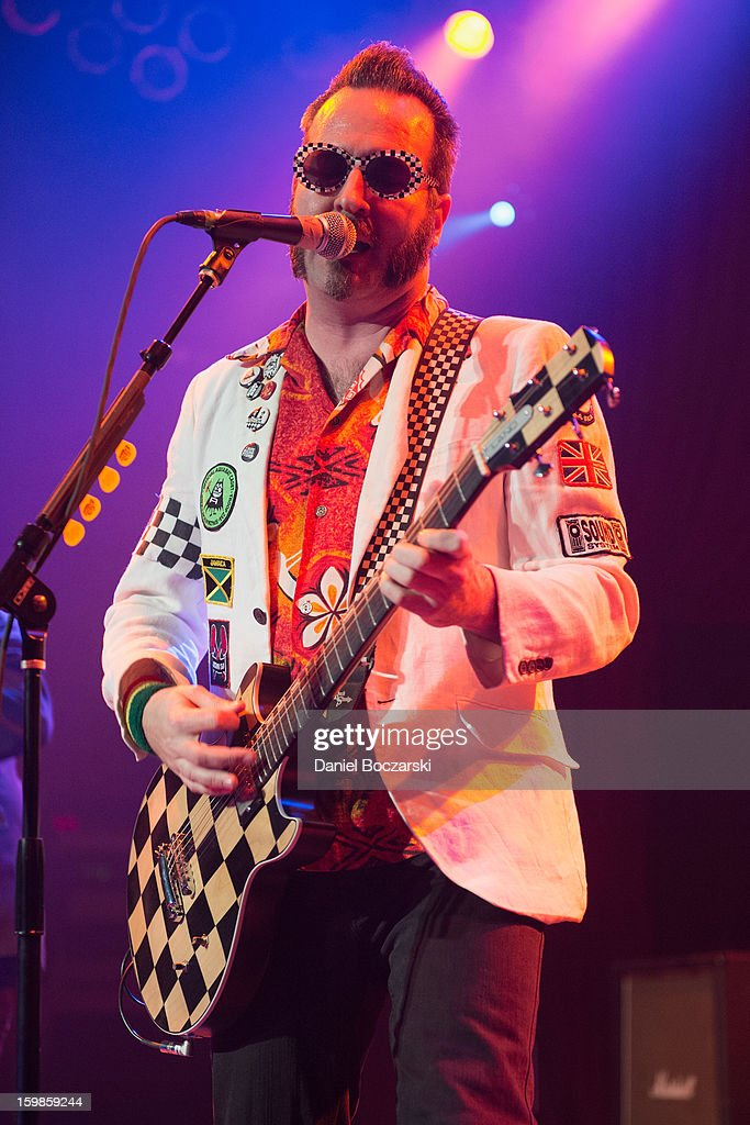 Reel big fish perform in chicago getty images for Reel big fish