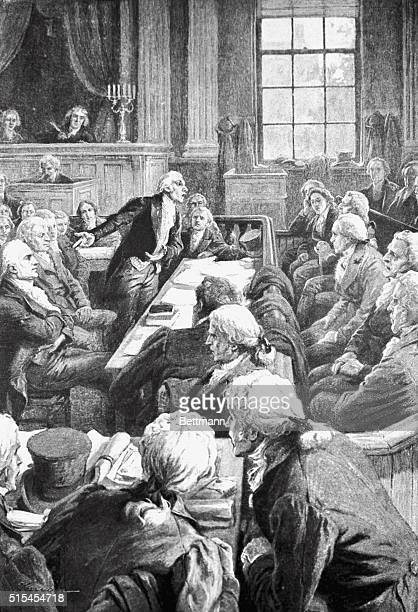 Aaron Burr American politician who was elected as Vice President under Thomas Jefferson After mortally wounding Alexander Hamilton in a duel Burr was...