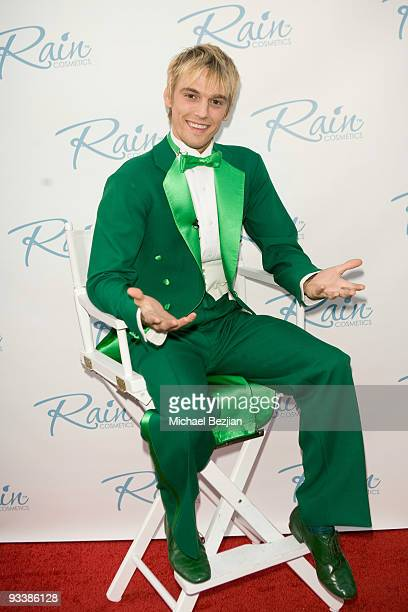 LOS ANGELES CA NOVEMBER 24 *** EXCLUSIVE ** Aaron Carter attends the Dancing With The Stars Season 9 Finale Honored By Gifting Services Day 2 on...
