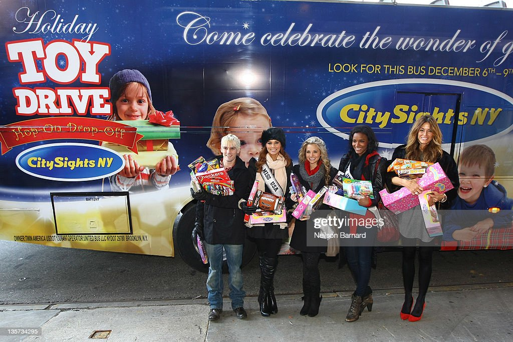 CitySights NY's 2nd Annual Holiday Joy Toy Drive