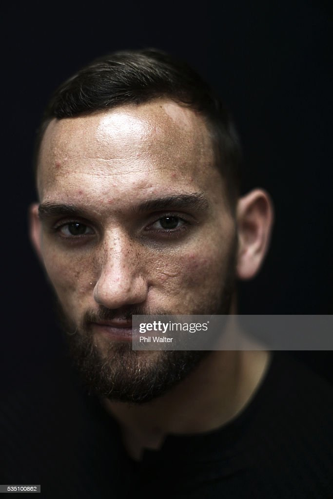 <a gi-track='captionPersonalityLinkClicked' href=/galleries/search?phrase=Aaron+Cruden&family=editorial&specificpeople=5501441 ng-click='$event.stopPropagation()'>Aaron Cruden</a> of the All Blacks poses for a portrait during a New Zealand All Black portrait session on May 29, 2016 in Auckland, New Zealand.