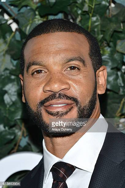 Aaron D Spears attends the CBS Daytime for 30 Years event at The Paley Center for Media on October 10 2016 in Beverly Hills California