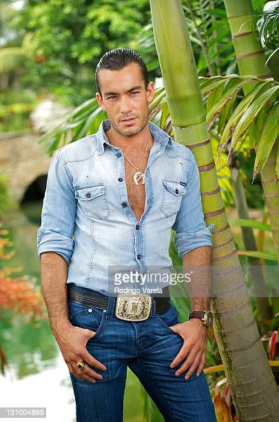 Aaron Diaz at the kickoff of Univision's Talisman Productions on October 31 2011 in Homestead Florida