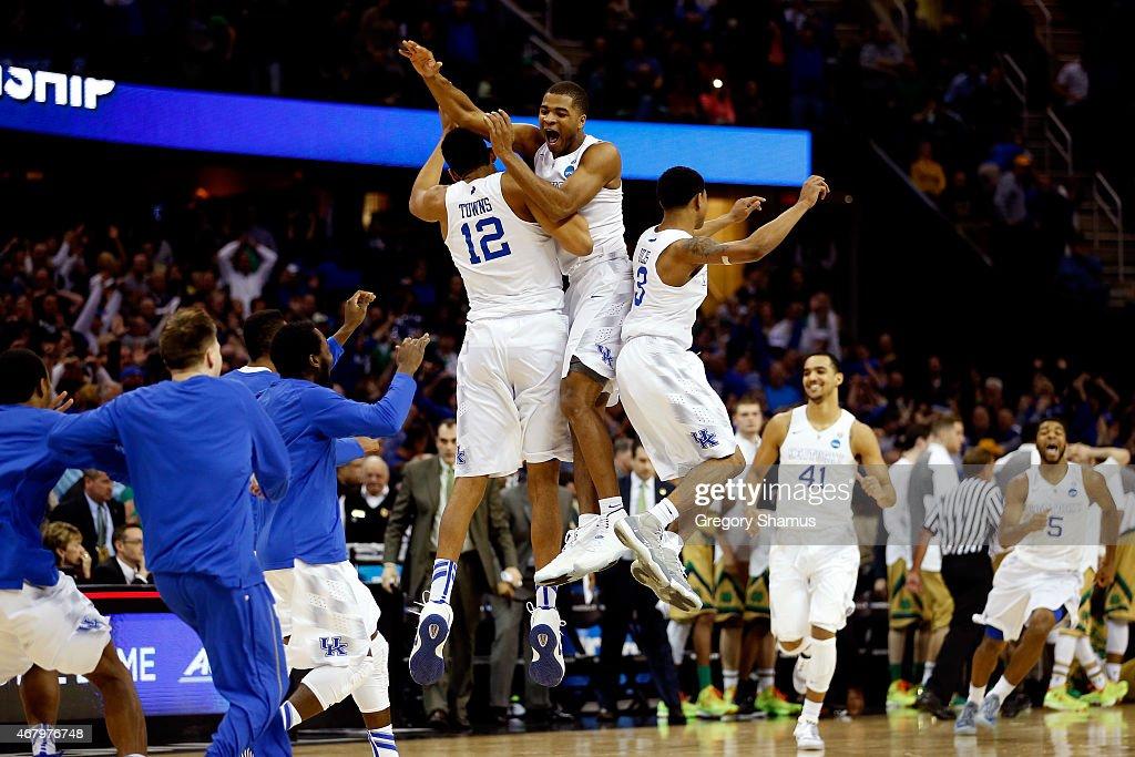 NCAA Basketball Tournament - Midwest Regional - Cleveland