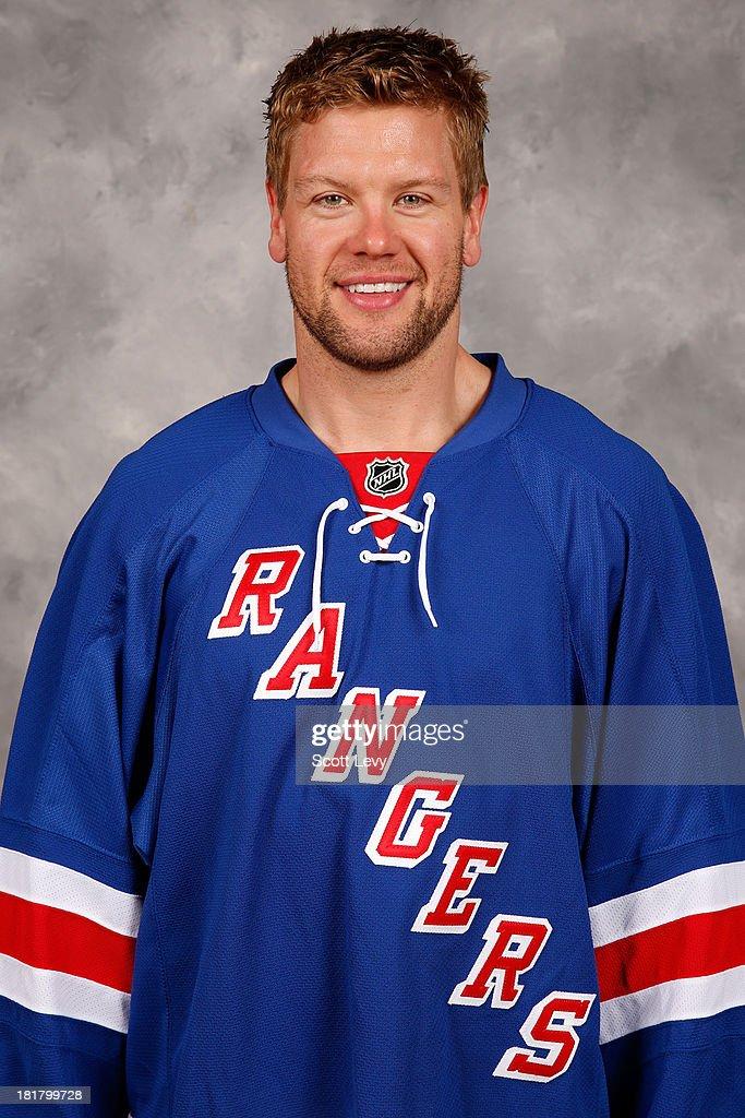 New York Rangers Headshots