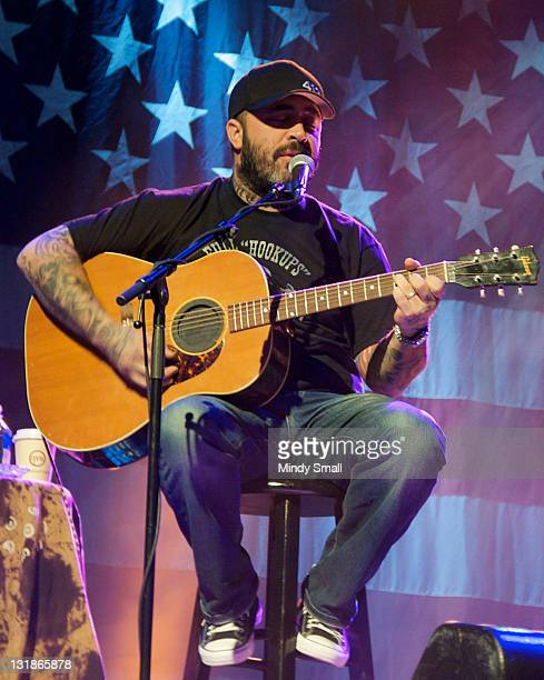 Aaron Lewis performs at Ovation on March 20 2011 in Las Vegas Nevada