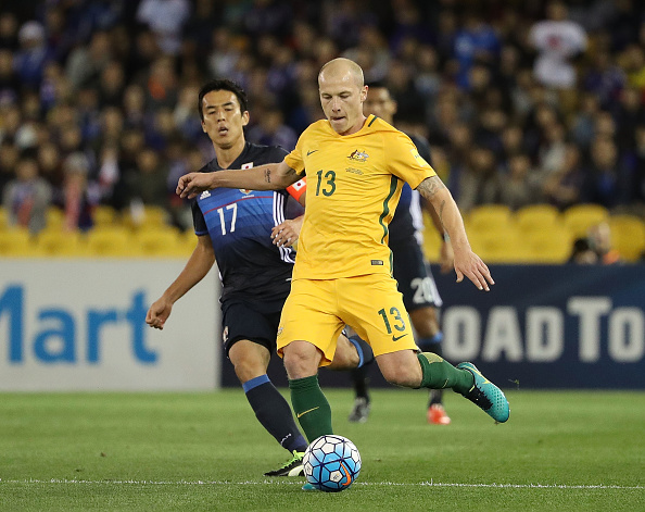 Australia v Japan - 2018 FIFA World Cup Qualifier : News Photo
