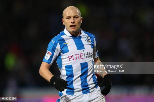 Aaron Mooy of Huddersfield Town during the Sky Bet Championship match between Huddersfield Town and Newcastle United at John Smith's Stadium on March...
