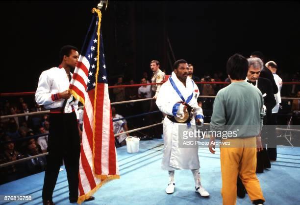 Aaron Pryor boxing at Sands April 2 1983