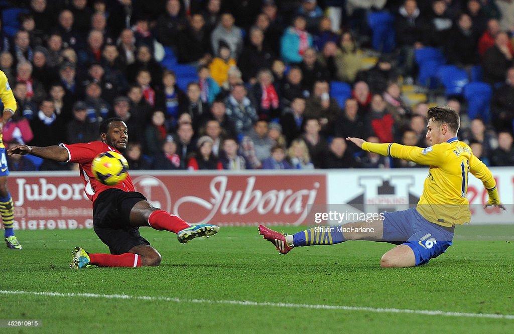 Cardiff City v Arsenal - Premier League