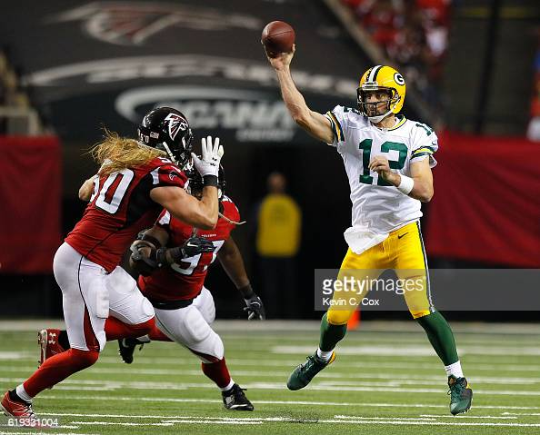 Green Bay Packers v Atlanta Falcons : News Photo