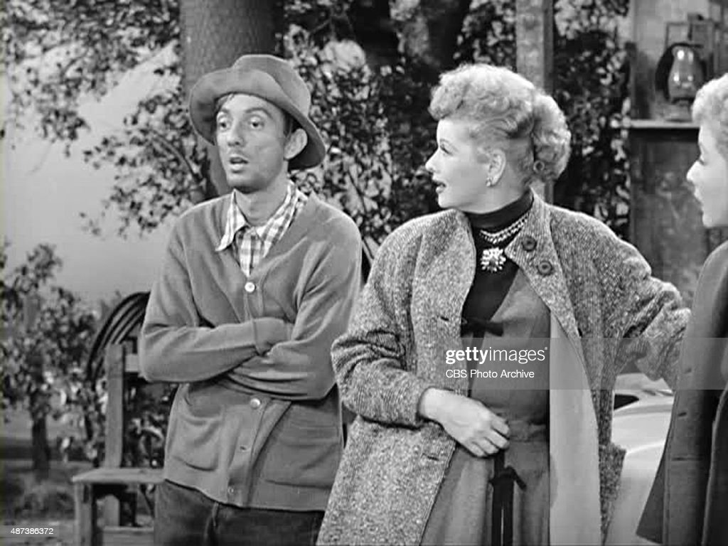 the character of lucy in i love lucy