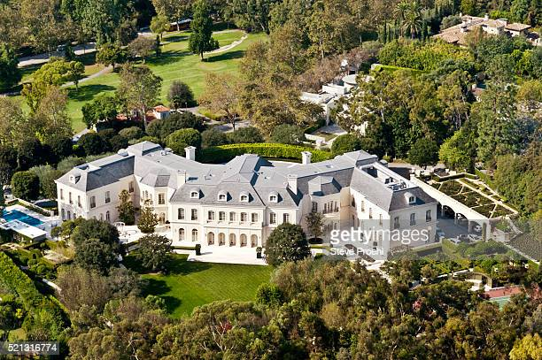 Aaron Spelling Mansion