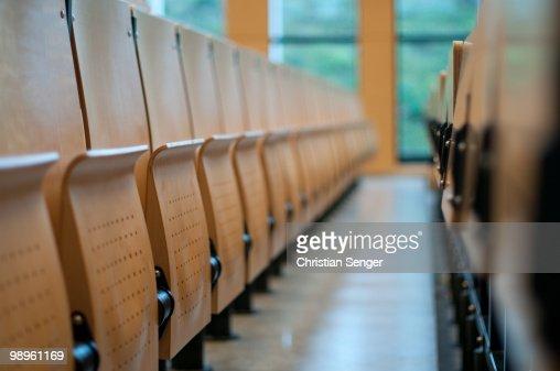 Abandoned Aisle : Stock Photo
