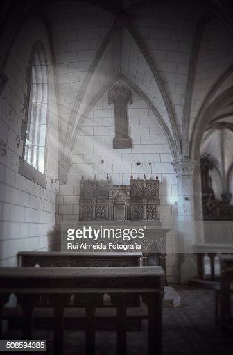 Abandoned church : Foto de stock