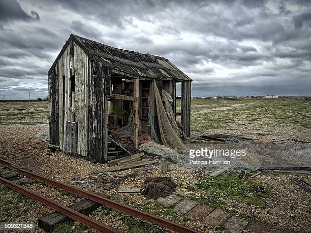 Abandoned fisherman's hut, Dungeness