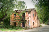 Abandoned house in Calabria