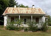 Abandoned House in Rural America