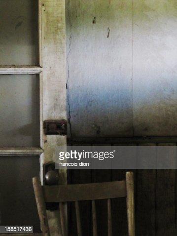 Abandoned house : Stock Photo