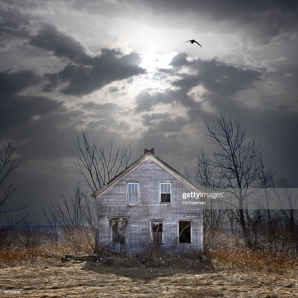 Abandoned House : Stock Photo