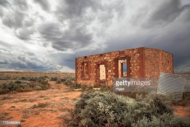 Abandoned house, Silverton, Australia