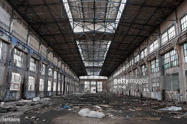 た産業用建物
