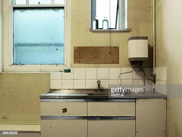 Abandonado cocina