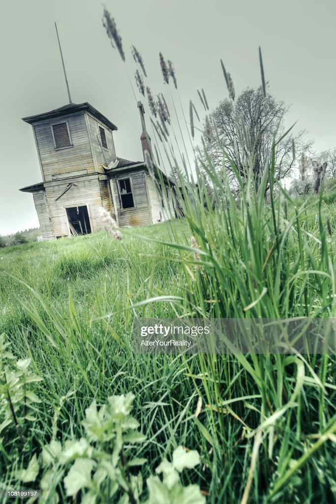 Abandoned places series : Stock Photo