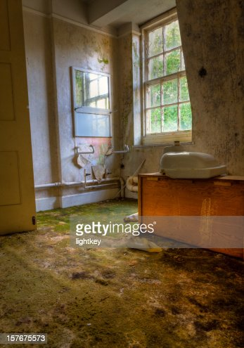 Abandoned Room Hdr Stock Photo Getty Images