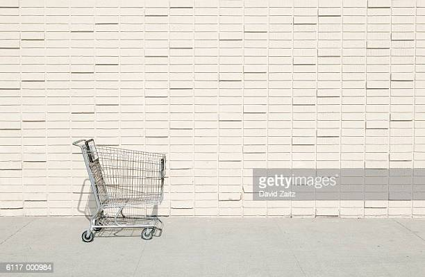 Abandoned Shopping Cart