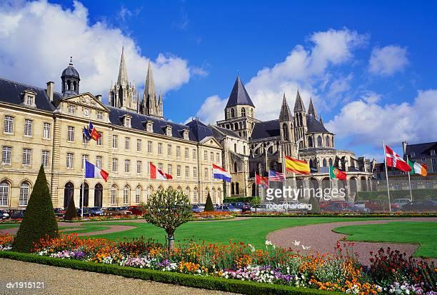 L'Abbaye Aux Hommes, Caen, Calvados, Normandy, France