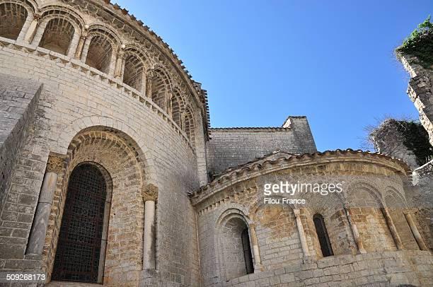 Abbaye bénédictine de Gellone