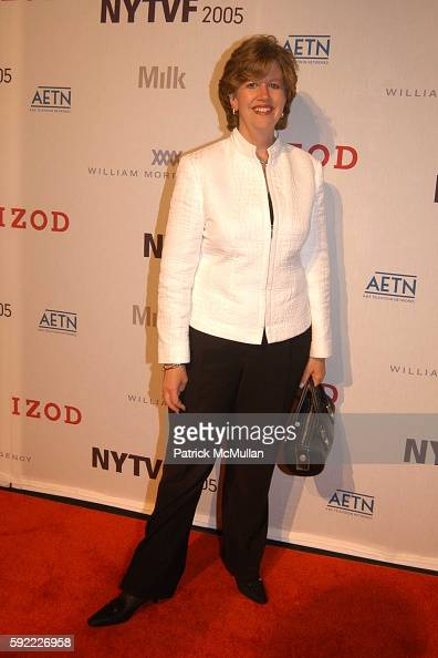 Abbe Raven attends New York Television Festival Opening Night Party at Phillips on September 28 2005 in New York City