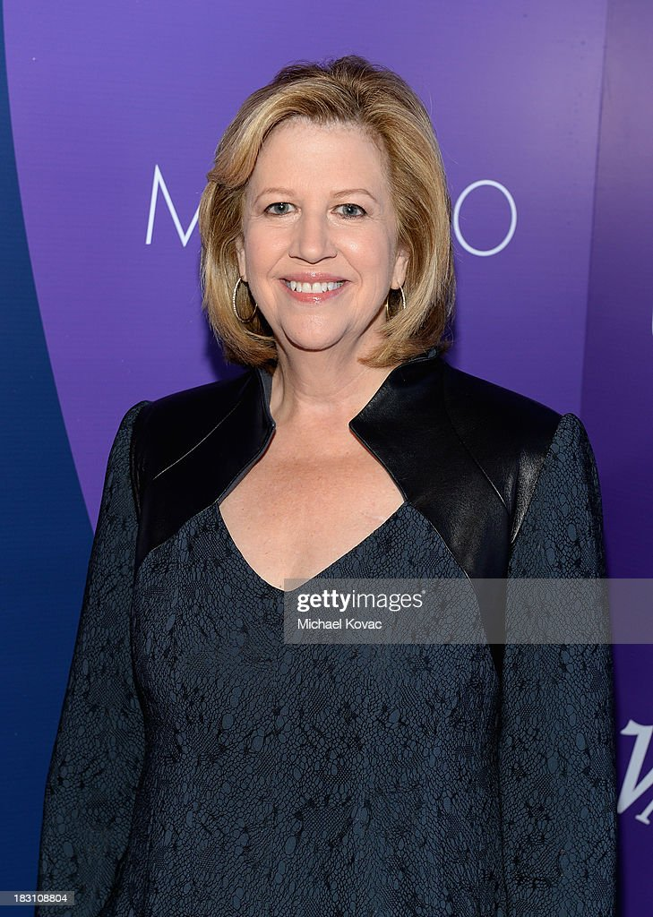 Abbe Raven Chairman of AE Networks attends Variety's 5th Annual Power of Women event presented by Lifetime at the Beverly Wilshire Four Seasons Hotel...