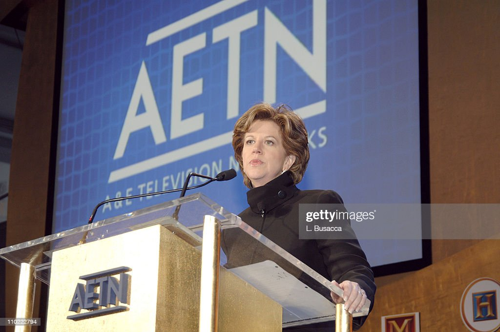 Abbe Raven during 2005/2006 AE Television Networks UpFront Inside at Sea Grill Rockefeller Center in New York City New York United States