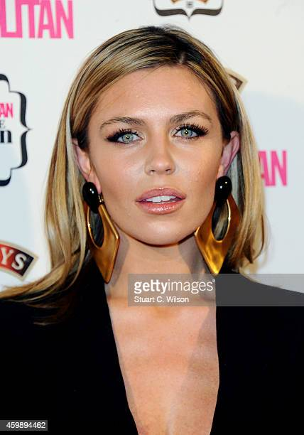 Abbey Clancy attends the Cosmopolitan Ultimate Women of the Year Awards at One Mayfair on December 3 2014 in London England