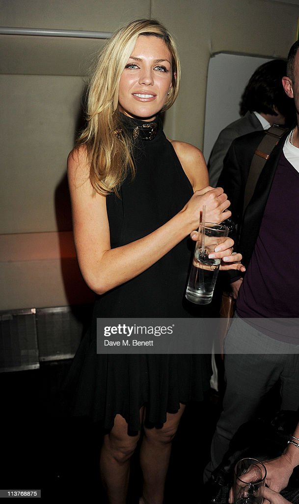Abbey Clancy attends the launch of Esquire Magazine's June issue hosted by the magazine's new editor Alex Bilmes and singer Lily Allen on May 5, 2011 in London, England.