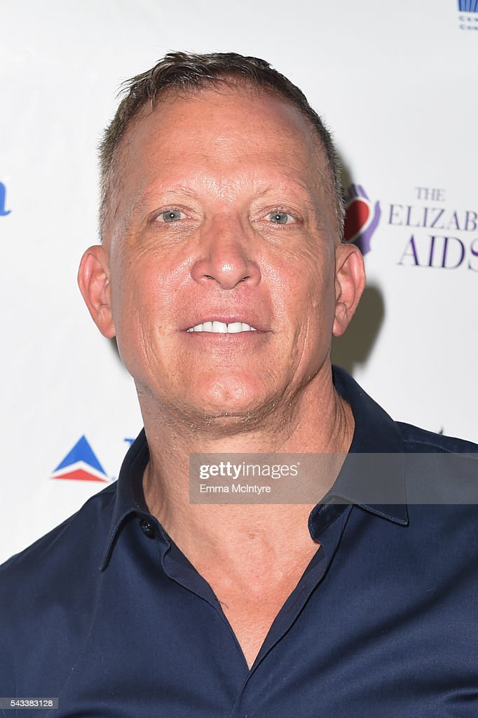 Abbey founder and president David Cooley attends 'The Elizabeth Taylor AIDS Foundation Hosts HIV Testing' at The Abbey on June 27, 2016 in West Hollywood, California.