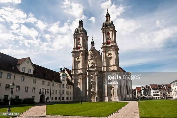 Abbaye de Saint-Gall en Suisse