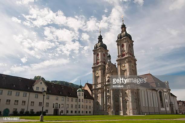 Abbey of St. Gallen, Switzerland