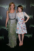 Abbie Cornish and Emily Browning arrive at the 'Sucker Punch' Australian Premiere at Event Cinemas George Street on April 3 2011 in Sydney Australia