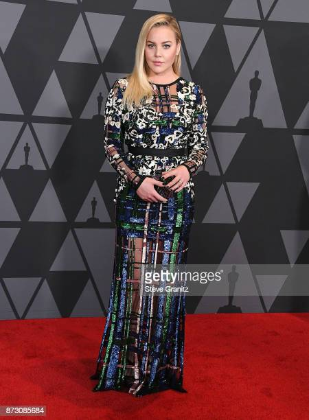Abbie Cornish arrives at the AcadeAbbie Cornishmy Of Motion Picture Arts And Sciences' 9th Annual Governors Awards at The Ray Dolby Ballroom at...