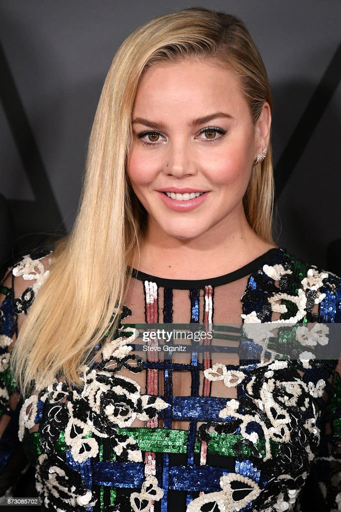 Abbie Cornish arrives at the AcadeAbbie Cornishmy Of Motion Picture Arts And Sciences' 9th Annual Governors Awards at The Ray Dolby Ballroom at Hollywood & Highland Center on November 11, 2017 in Hollywood, California.