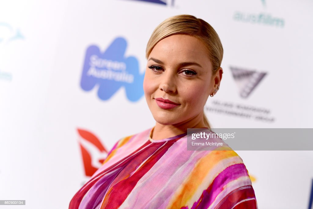 Abbie Cornish attends the 6th Annual Australians in Film Award & Benefit Dinner at NeueHouse Hollywood on October 18, 2017 in Los Angeles, California.
