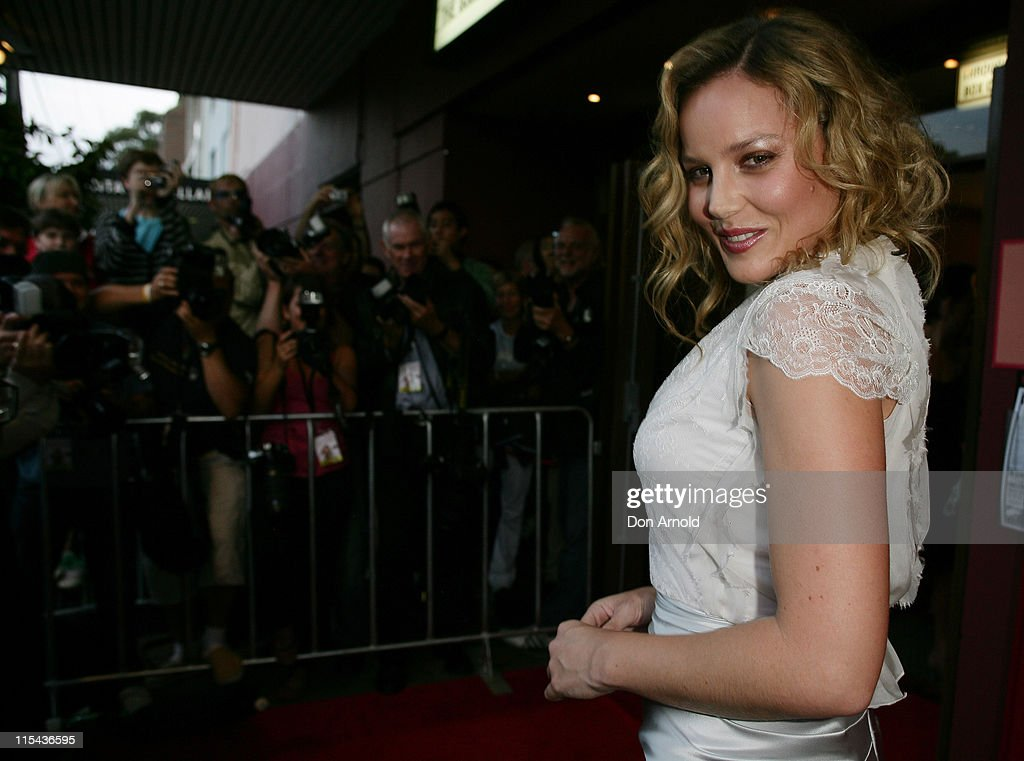 <a gi-track='captionPersonalityLinkClicked' href=/galleries/search?phrase=Abbie+Cornish&family=editorial&specificpeople=213603 ng-click='$event.stopPropagation()'>Abbie Cornish</a> attends the Sydney premiere for 'Elizabeth: The Golden Age' at the Hayden Orpheum Cremorne on November 3, 2007 in Sydney, Australia.