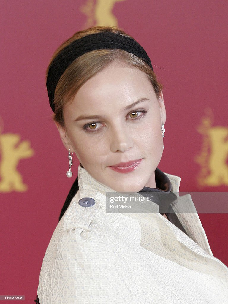 Abbie Cornish during 56th Berlinale International Film Festival - 'Candy' - Photocall at Hyatt Hotel in Berlin, Berlin, Germany.