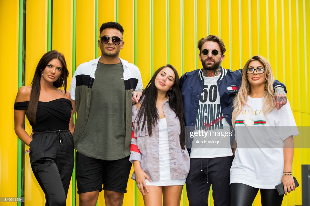 Geordie Shore Series 15 Premiere Photocall