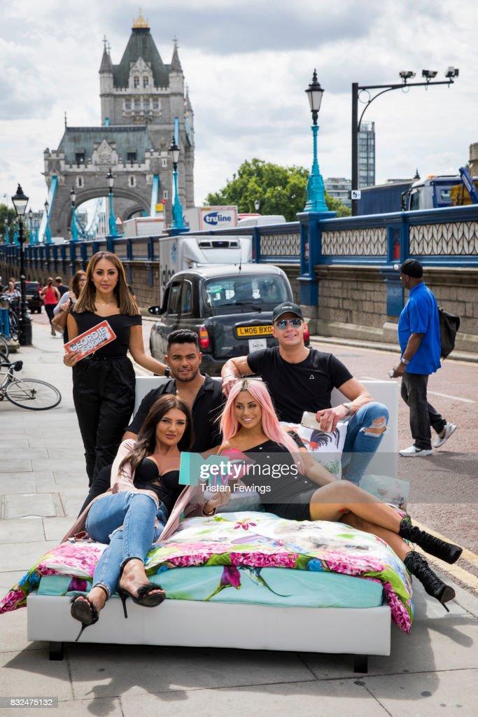 Geordie Shore Cast Launch Series 15