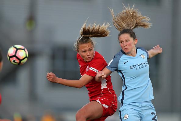 Bristol City Women v Manchester City Ladies: WSL 1 : News Photo